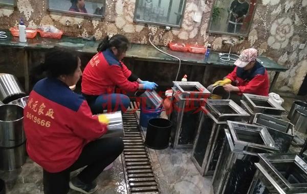 濮阳厨房保洁