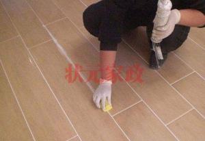 濮阳地板美缝