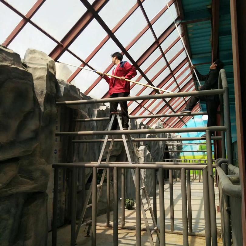 东北庄野生动物园-濮阳市状元家政清洁服务有限公司